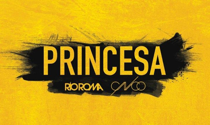 Río Roma estrena 'Princesa' junto a CNCO