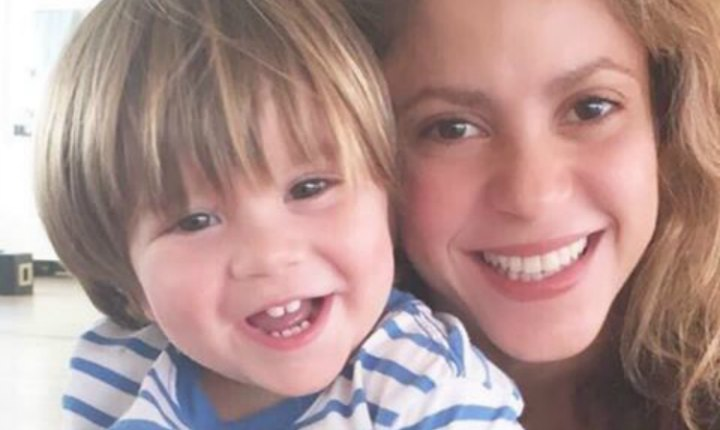 Shakira presume otro de los talentos de su hijo Sasha