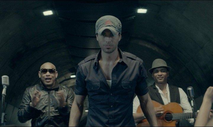Enrique Iglesias alcanza los 2 billones con 'Bailando'