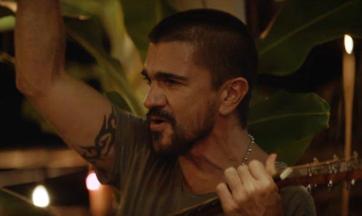 Juanes complacido con sus nominaciones al Latin Grammy