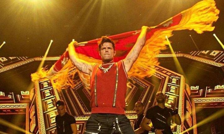 Ricky Martin cantará en ceremonia de los Grammy