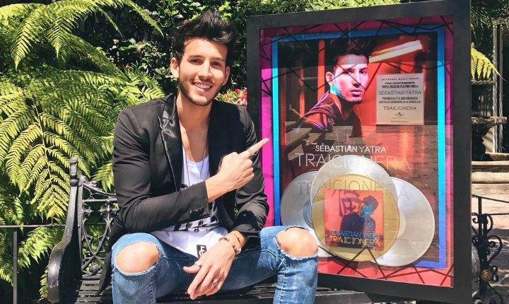 Sebastián Yatra sigue brillando en el 2017