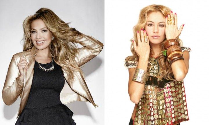 La canción de Thalía que iba a ser para Paulina