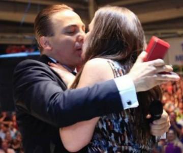 Cristian Castro se casó por lo civil