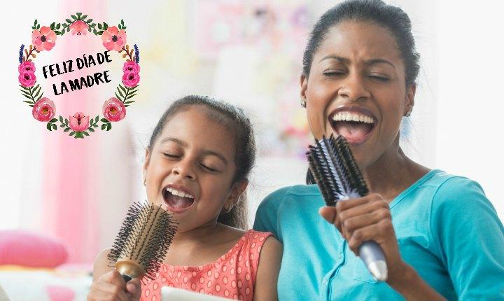 Canciones para dedicar a mamá en su día