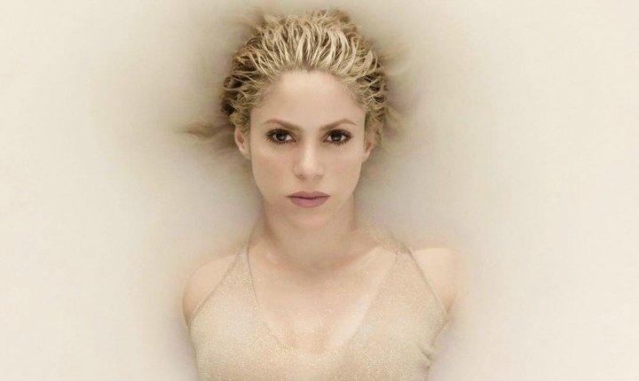 Shakira revela portada de su nuevo álbum