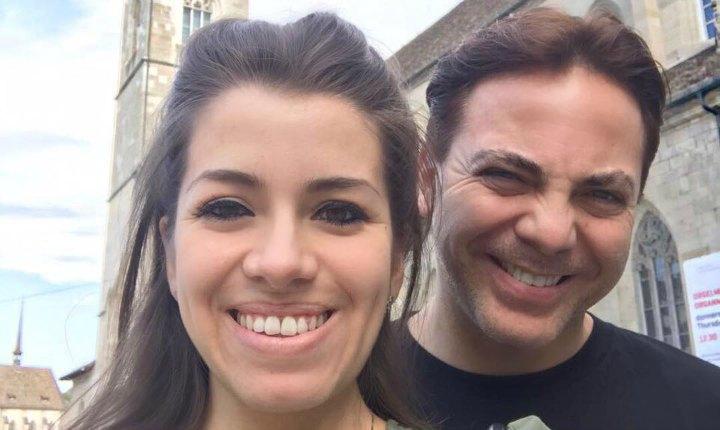 ¿Se separó Cristian Castro de su nueva esposa?