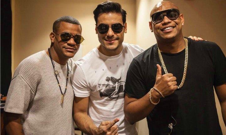 Carlos Rivera presenta 'Lo Digo' con Gente De Zona