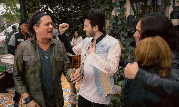 Carlos Vives y Sebastián Yatra vuelven para 'Robarte un beso'