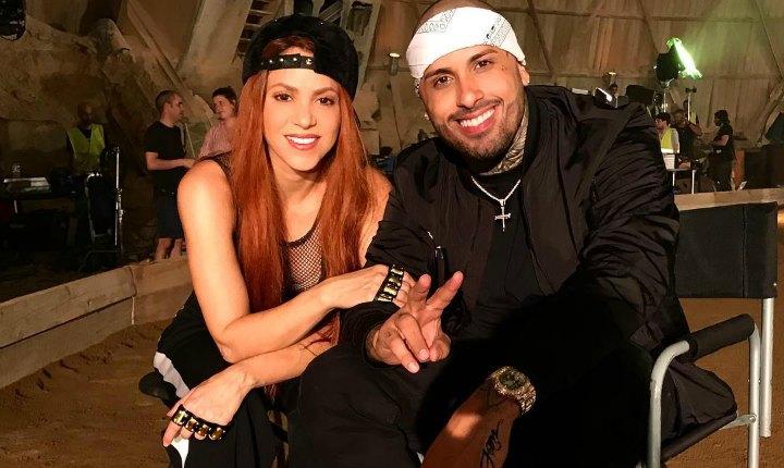 Shakira estrena video de 'Perro Fiel' junto a Nicky Jam