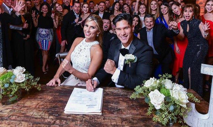 Chyno volverá a casarse con su esposa, esta vez por la iglesia