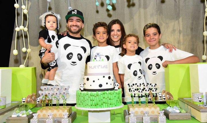 Nacho pudo volver a Estados Unidos con su familia