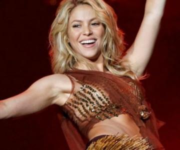 Shakira ya llegó a Barranquilla