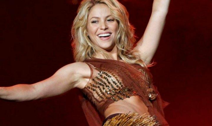 Viralizan video de Shakira a sus 11 años mostrando su talento