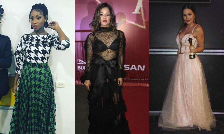 Premios TVyNovelas 2017: lo bueno, lo malo y el vestido triplicado