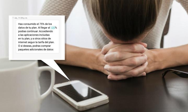 Consume menos datos en tu celular con estas recomendaciones