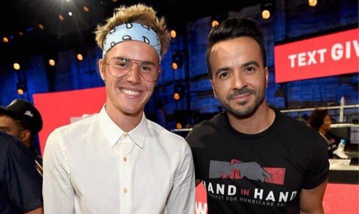 Luis Fonsi demuestra que no hay enemistad con Justin Bieber