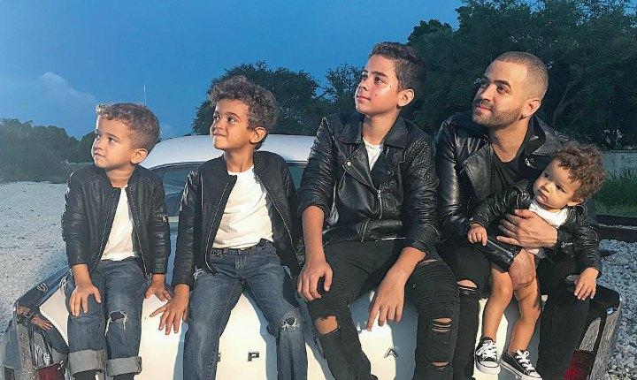 Nacho estrenará canción que grabó con sus hijos