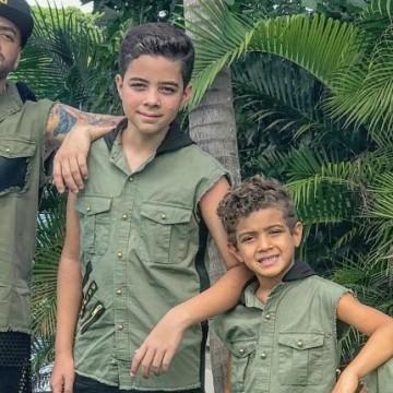 Nacho y sus hijos te ponen a bailar con 'Happy Happy'