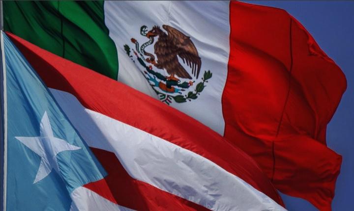 Artistas se solidarizan con México y Puerto Rico