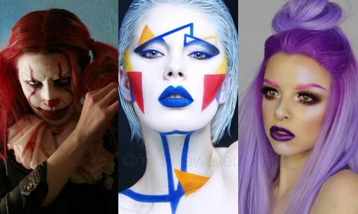 Los mejores trucos de maquillaje para Halloween