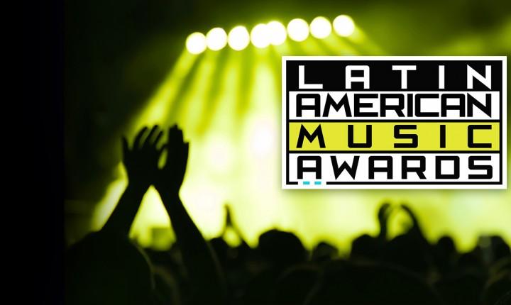 Artistas Radio Tiempo nominados a los Latin American Music Awards 2017