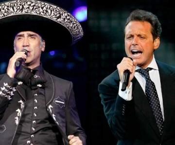 Problemas legales entre Alejandro Fernández y Luis Miguel