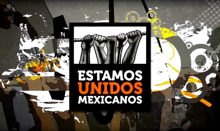 Artistas se unieron para cantarle a México