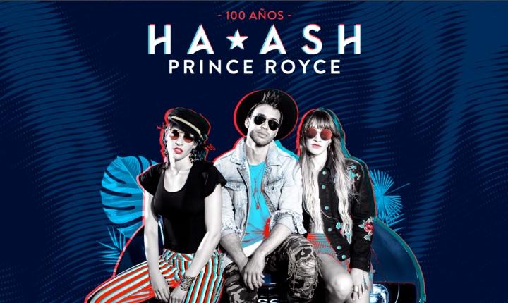 Ha*Ash y Prince Royce se unieron para traer '100 años'