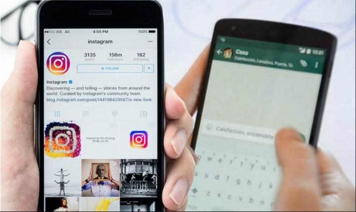 Recibe mensajes en tu WhatsApp directamente desde tu Instagram