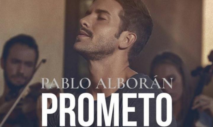 'Prometo' el nuevo sencillo de Pablo Alborán