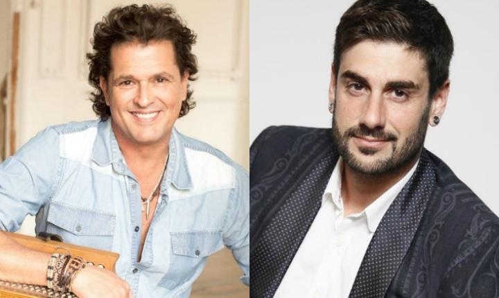 Melendi y Carlos Vives dan abrebocas de 'El Arrepentido'
