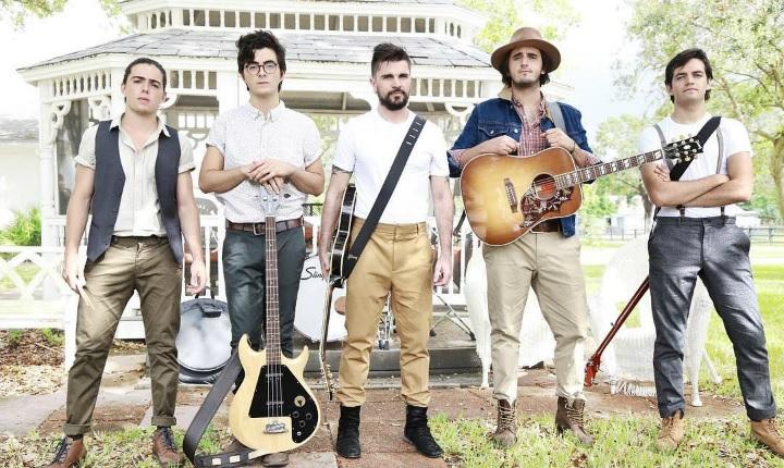 """'Morat' estrena """"Besos En Guerra"""" en colaboración con 'Juanes'"""