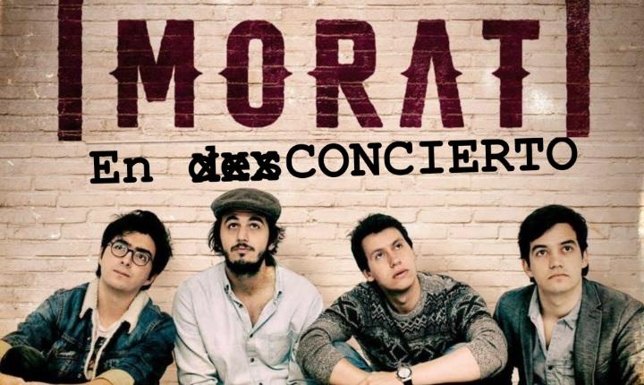 Morat sigue conquistando al público latinoamericano