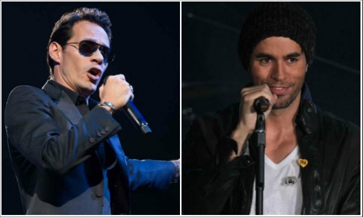 Marc Anthony y Enrique Iglesias abren 'Festival Presidente'