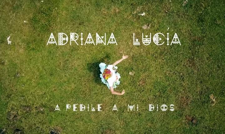 Adriana Lucía estrena videoclip de 'A pedile a mi Dios'
