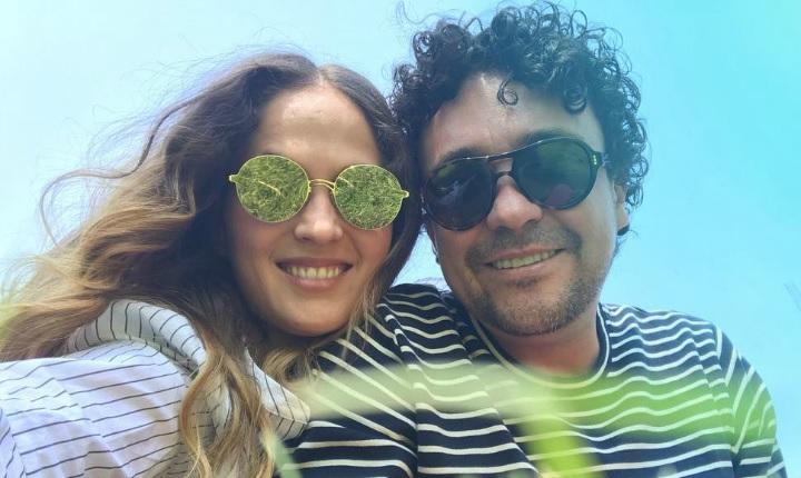 Andrés Cepeda se casó en secreto