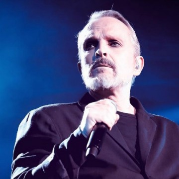 Miguel Bosé reapareció en YouTube y retiran el video