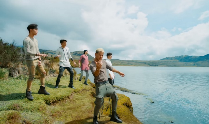 CNCO lanza video oficial de 'Mamita'