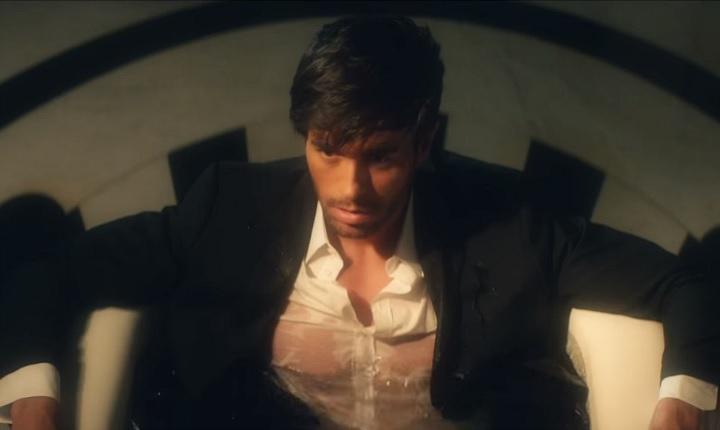 Enrique Iglesias estrena su sencillo 'El Baño'
