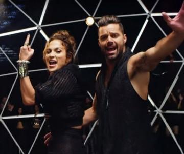Ricky Martin y Jennifer López compartirán escenario