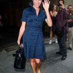 Celebrity Sightings in New York City - July 13, 2016