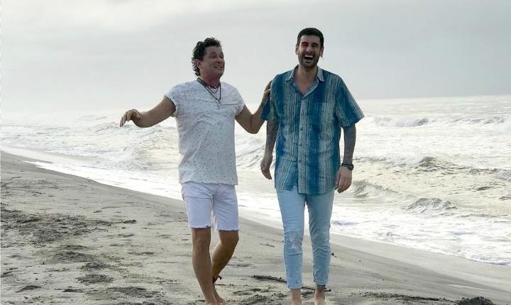 Carlos Vives y Melendi anuncian lanzamiento de su nueva colaboración
