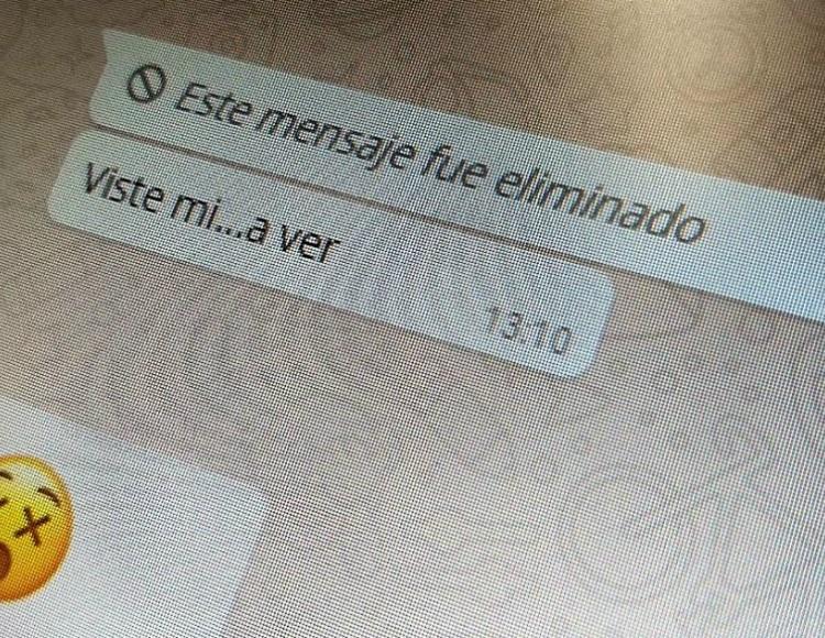 CÓMO LEER MENSAJES ELIMINADOS DEL CHAT DE WHATSAPP