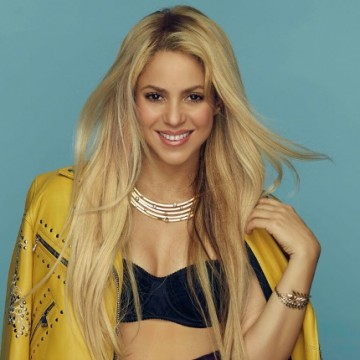 ¿Shakira oculta su barriga de embarazo?