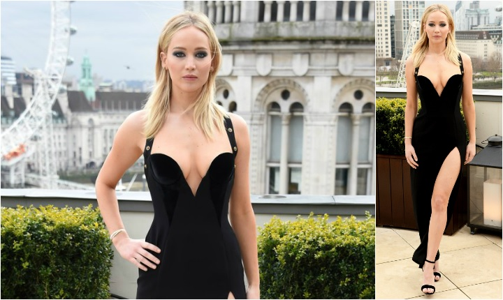 Mostrar piel a lo Jennifer Lawrence ¿sí o no?
