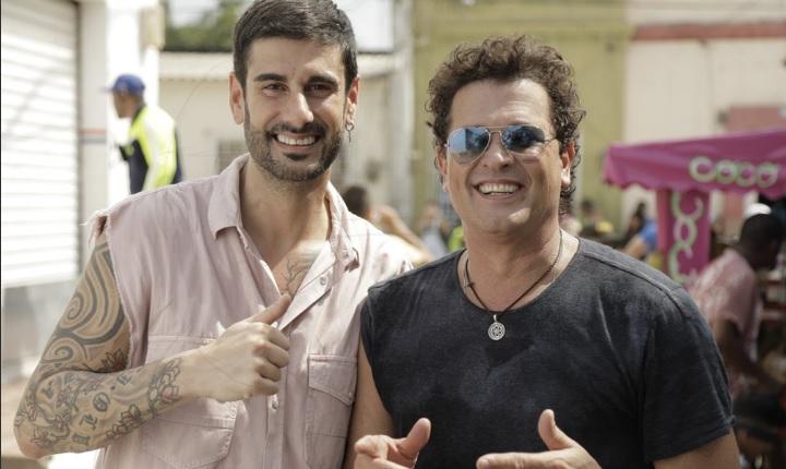 'El Arrepentido' de Melendi y Carlos Vives ya tiene video