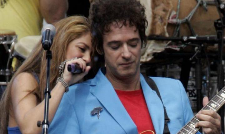 ¿Shakira estuvo enamorada de Gustavo Cerati?