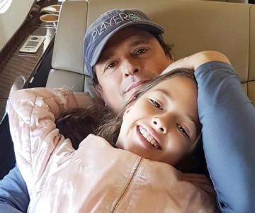 Hija de Carlos Vives parece seguir sus pasos en la música