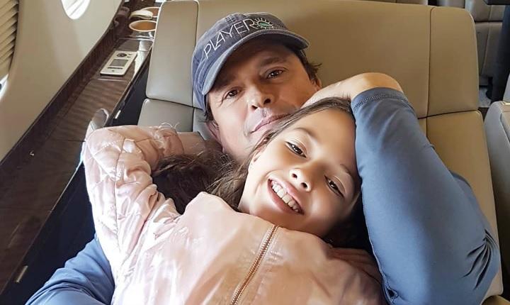 Barcelona le cantó feliz cumpleaños a hija de Carlos Vives